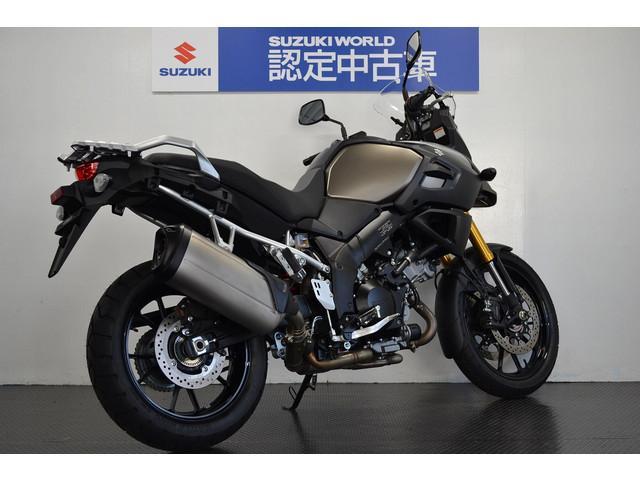 スズキ V-ストローム1000ABS 2015年MotoMap正規輸入モデル 認定中古車の画像(東京都