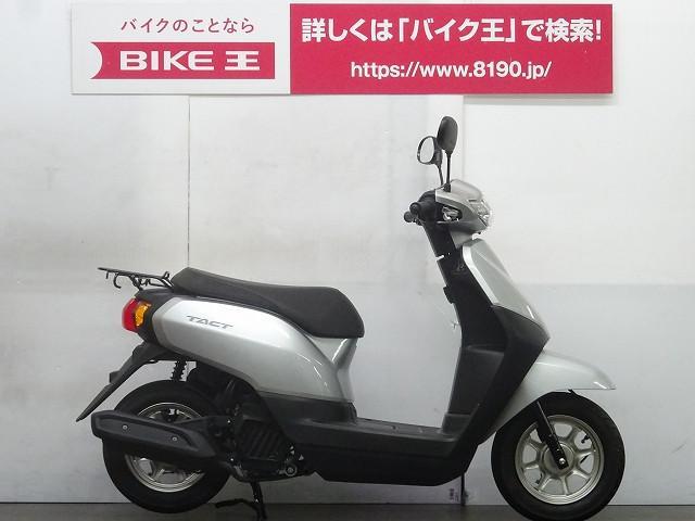 ホンダ タクト ベーシック 1オーナー スペアキーの画像(埼玉県