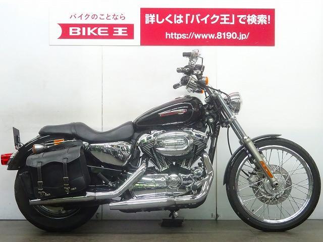 HARLEY-DAVIDSON XL1200C カスタム ETC サイドバッグの画像(埼玉県