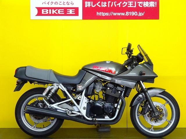 スズキ GSX400S KATANA 前後タイヤ17年製造の画像(埼玉県