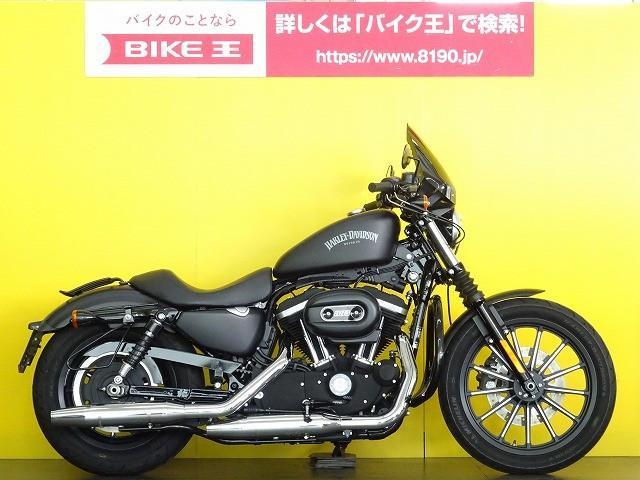 HARLEY-DAVIDSON XL883N アイアン 1オーナー カスタムの画像(埼玉県