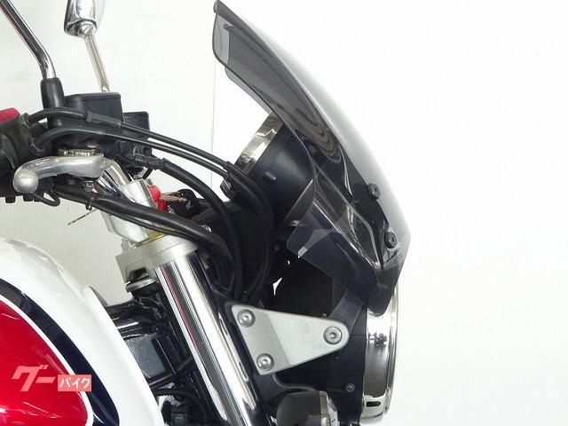ホンダ CB1300Super Four トップケース スクリーンの画像(埼玉県