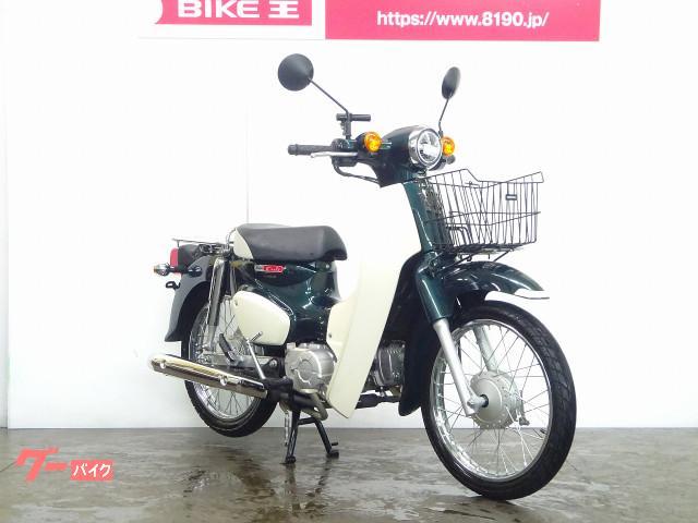 ホンダ スーパーカブ110の画像(埼玉県