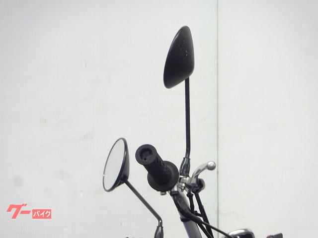 ホンダ Ape トップケース カスタムサイレンサー ダウンフェンダーの画像(埼玉県