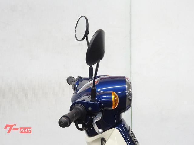 ホンダ スーパーカブ110 リアキャリア装備の画像(埼玉県