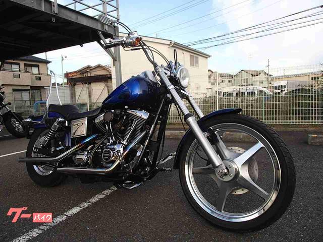 HARLEY-DAVIDSON FXDWG ワイドグライドの画像(神奈川県