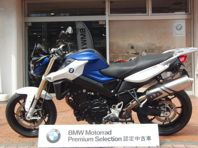 BMW F800Rプレミアムライン BMW認定中古車プレミアムセレクションの画像(東京都