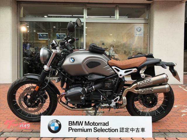 BMW RnineT スクランブラー BMW認定中古車プレミアムセレクションの画像(東京都