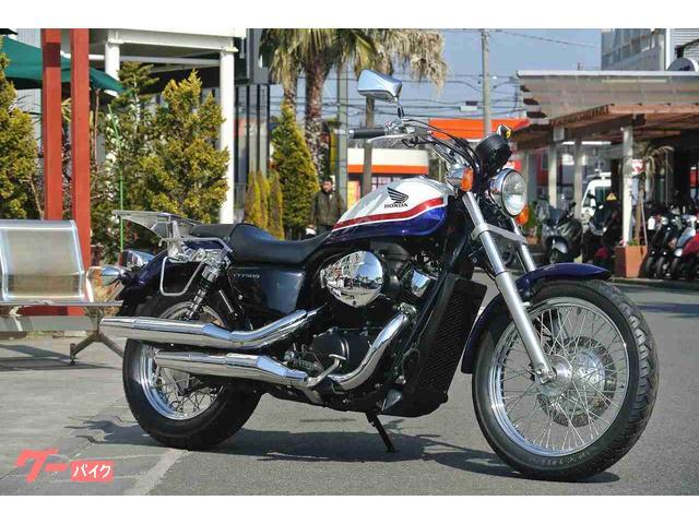 ホンダ VT750S リアキャリア バッグガードの画像(神奈川県