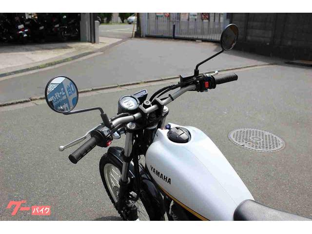 ヤマハ トリッカー TY-S外装キット装備車の画像(神奈川県