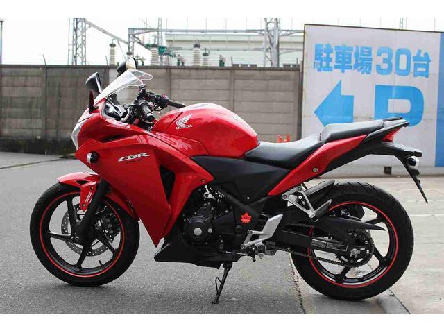ホンダ CBR250R ABSの画像(神奈川県
