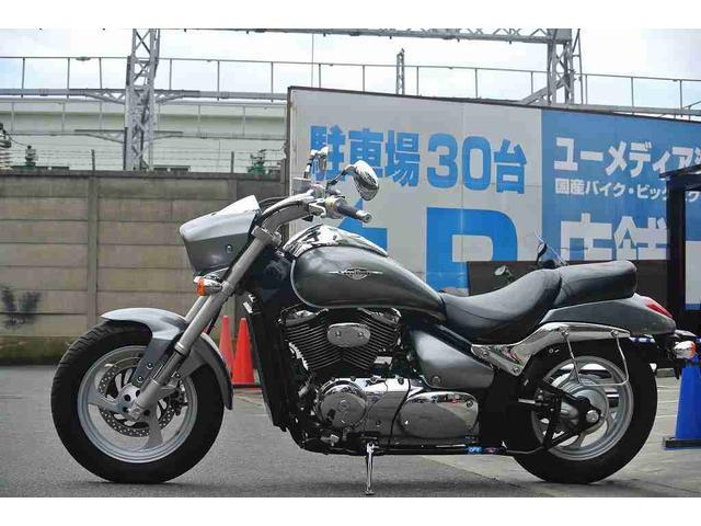 スズキ ブルバード400の画像(神奈川県