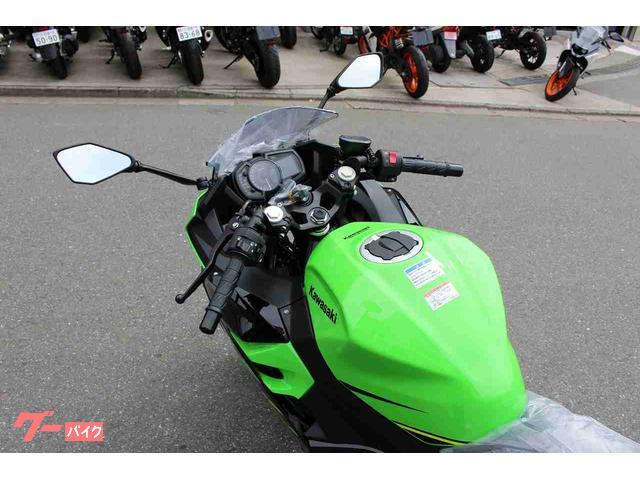 カワサキ Ninja 400 KRTカラー 2019年モデルの画像(神奈川県