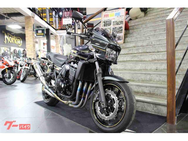 カワサキ ZRX1200 DAEG 社外マフラーの画像(神奈川県