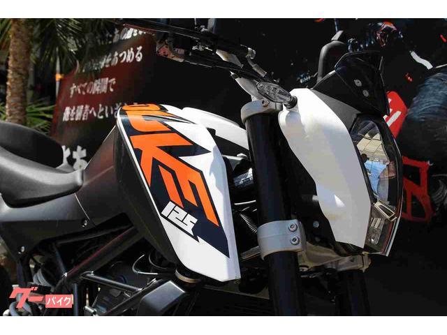 KTM 125デューク 正規輸入車の画像(神奈川県