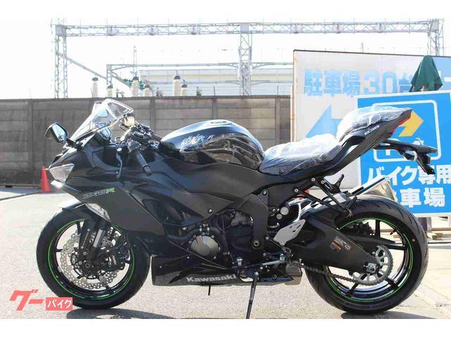カワサキ Ninja ZX-6R 2019年モデルの画像(神奈川県