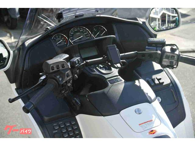 ホンダ ゴールドウイング GL1800ツアー ETC装着の画像(神奈川県