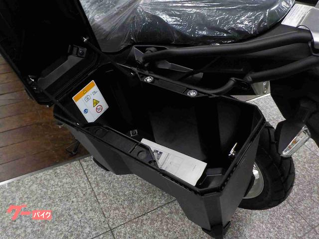 カワサキ VERSYSーX 250 パニアケース付きの画像(神奈川県