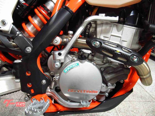 KTM 250EXC-Fの画像(神奈川県