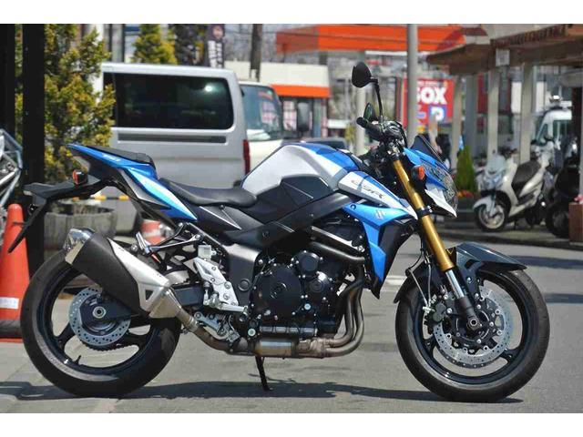 スズキ GSR750の画像(神奈川県