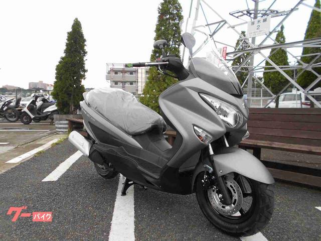 スズキ バーグマン200の画像(神奈川県