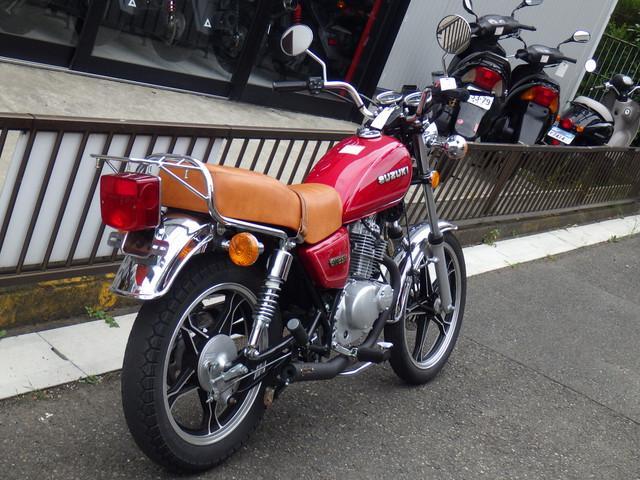 スズキ GN125Hの画像(神奈川県