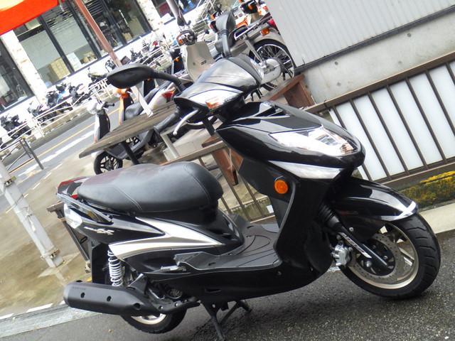 ヤマハ シグナスX FIの画像(神奈川県