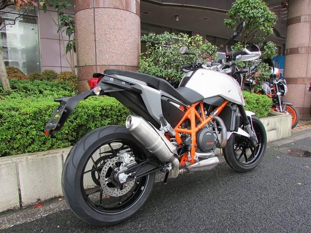 KTM 690デュークの画像(東京都