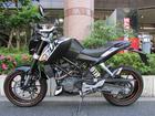 KTM 200デュークの画像(東京都