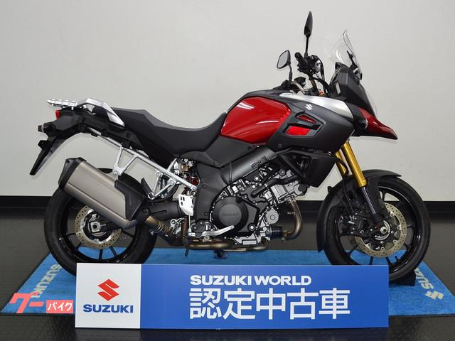 スズキ V-ストローム1000 モトマップ仕様 スズキワールド認定中古車の画像(東京都