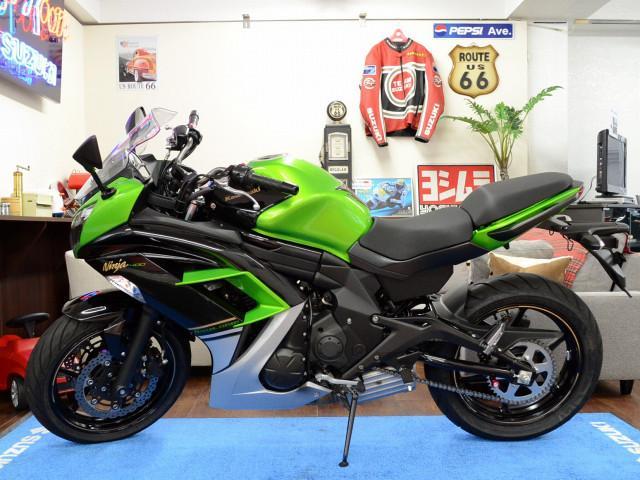 カワサキ Ninja 400 モデルイヤー2014年式 ETC車載器付きの画像(東京都