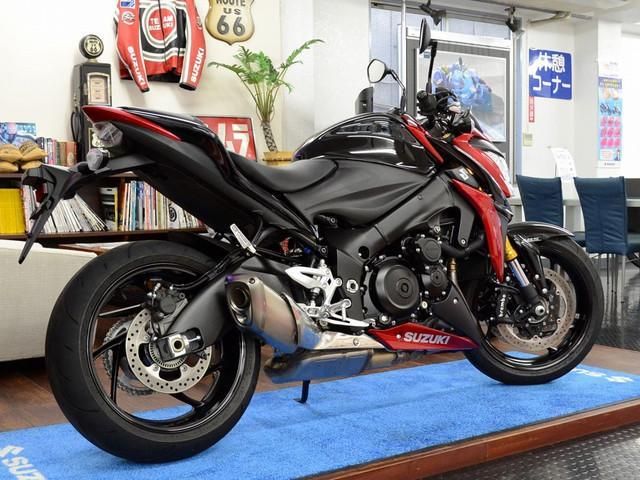 スズキ GSX-S1000 フルノーマルの画像(東京都