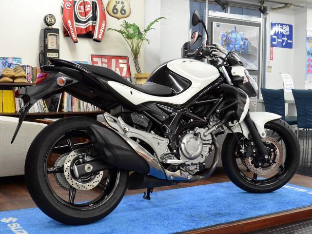 スズキ グラディウス400 ABSの画像(東京都