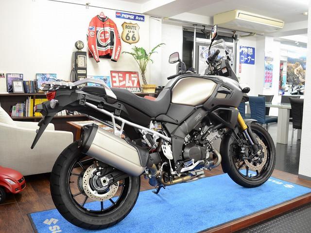 スズキ V-ストローム1000 ABS モトマップ仕様 スズキワールド認定中古車の画像(東京都
