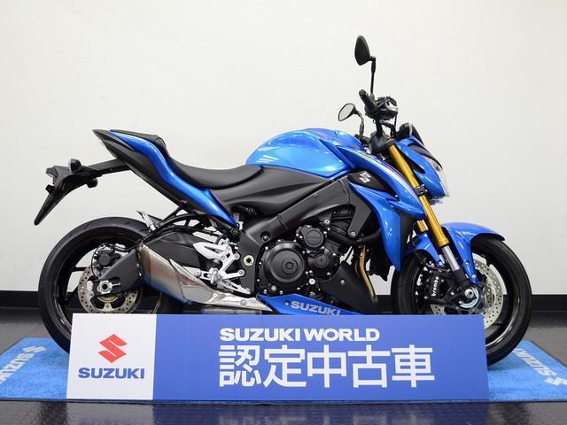 スズキ GSX-S1000 モトマップ2016モデル スズキワールド認定中古車の画像(東京都