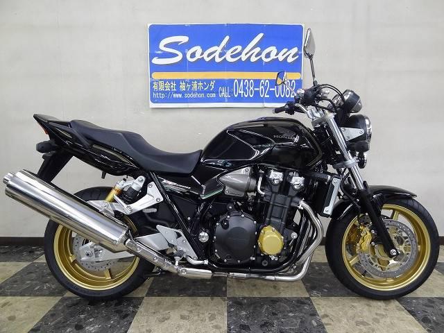 ホンダ CB1300Super Four '11 黒の画像(千葉県