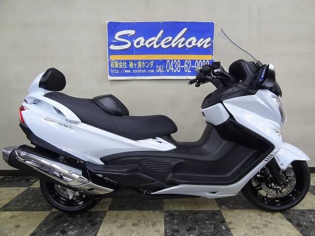スズキ スカイウェイブ650LX '15の画像(千葉県