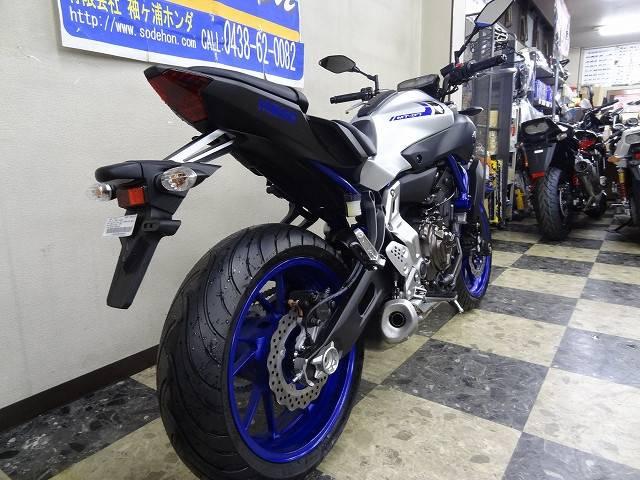 ヤマハ MT-07 ABS '16の画像(千葉県