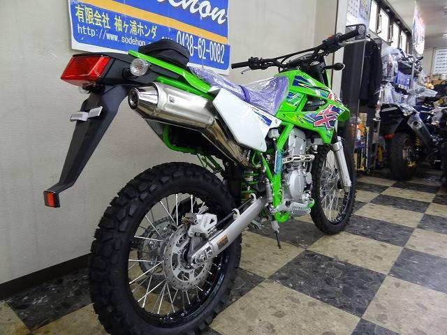 カワサキ KLX250 Final Edition '16の画像(千葉県
