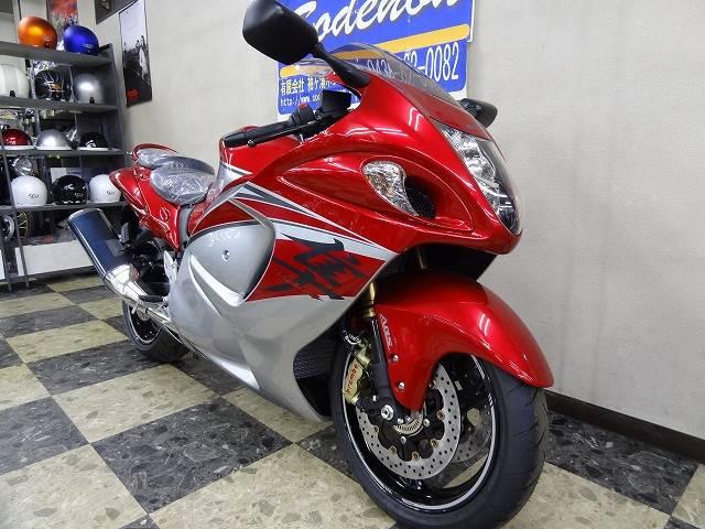 スズキ HAYABUSA1300 国内モデル '16の画像(千葉県