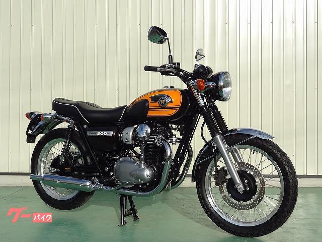 カワサキ W800 Final Edition '16の画像(千葉県