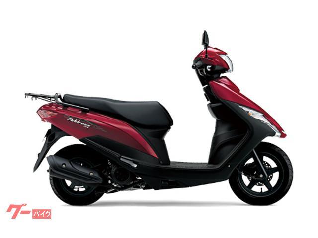 アドレス125 2020年モデル