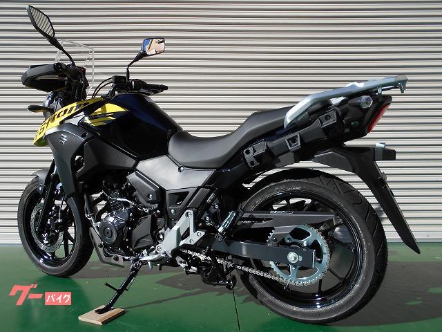 スズキ V-ストローム250 ABS 2020年モデル 50mmローダウン仕様の画像(千葉県