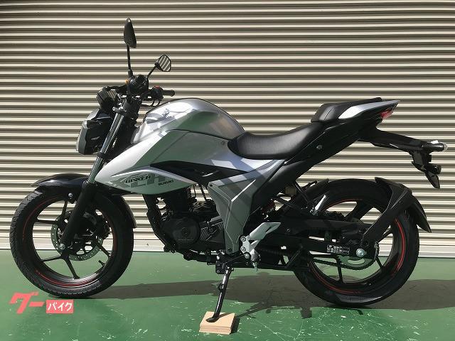 スズキ GIXXER 150 2020年モデル 国内仕様 ABSの画像(千葉県