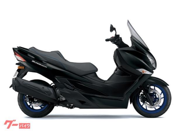 バーグマン400 2022年モデル