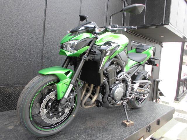 カワサキ Z900の画像(東京都