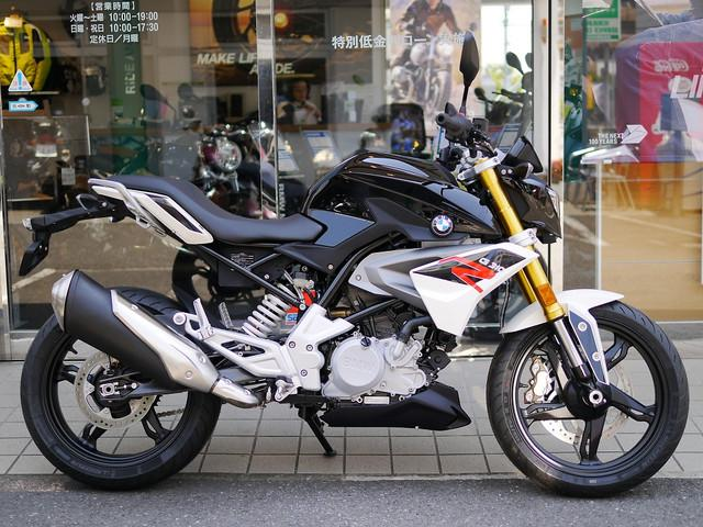 BMW G310R・コスミックブラック新車の画像(千葉県