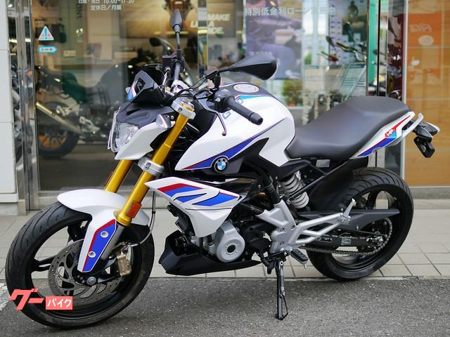BMW G310R・パールホワイトメタリックの画像(千葉県