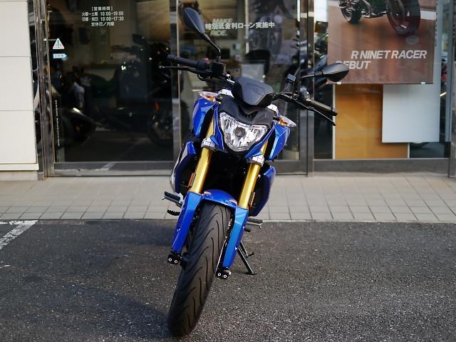 BMW G310R・ストラトブルーM・新車の画像(千葉県