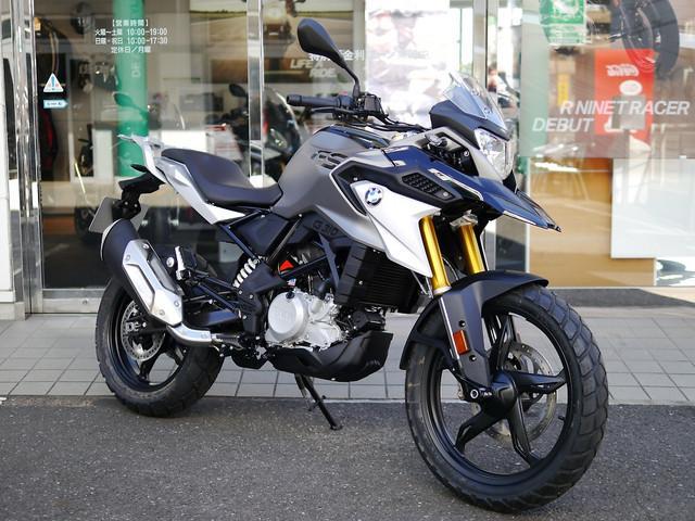 Bmw G310gs・コスミックブラック・etc2.0車載器付 千葉県 Motorrad Keiyo市川